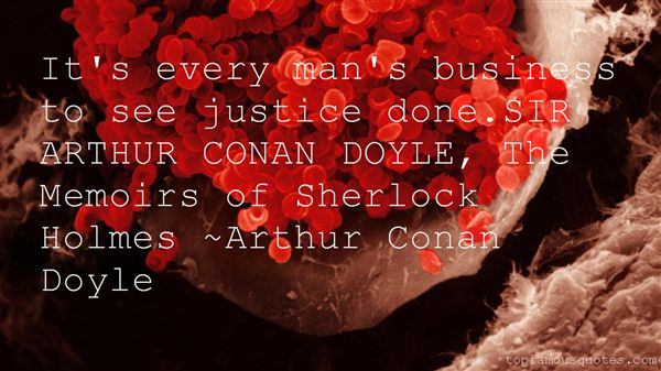 Quotes About Sherlock