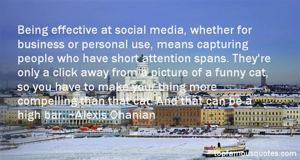 Quotes About Short Attention Spans