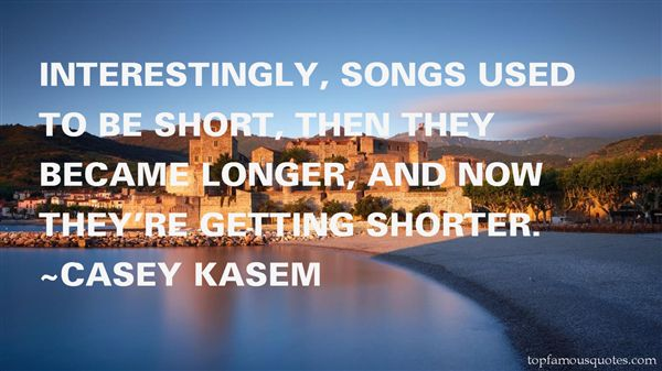 Quotes About Shorter