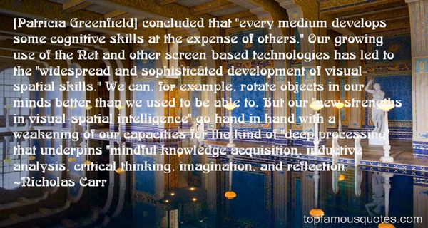 Quotes About Skills And Knowledge