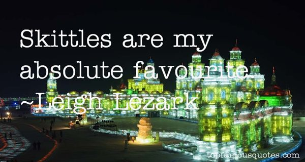 Quotes About Skittles