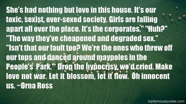 Society Falling Apart Quotes: best 1 famous quotes about ...