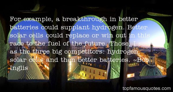 Quotes About Solar Cells