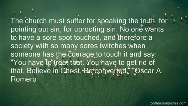Quotes About Speaking Truth