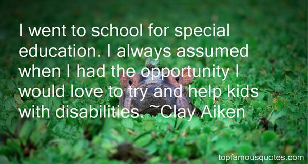 Quotes About Special Education