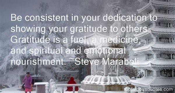 Quotes About Spiritual Nourishment