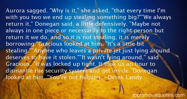 Quotes About Stealing And Lying