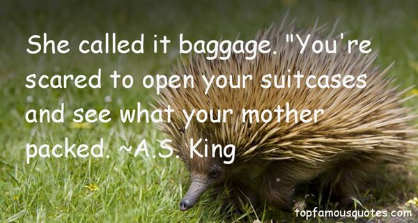 Quotes About Suitcases