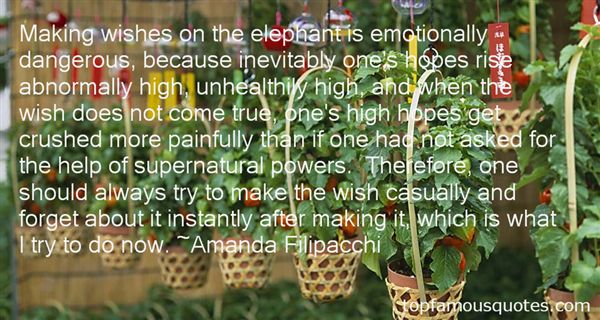 Quotes About Supernatural Powers