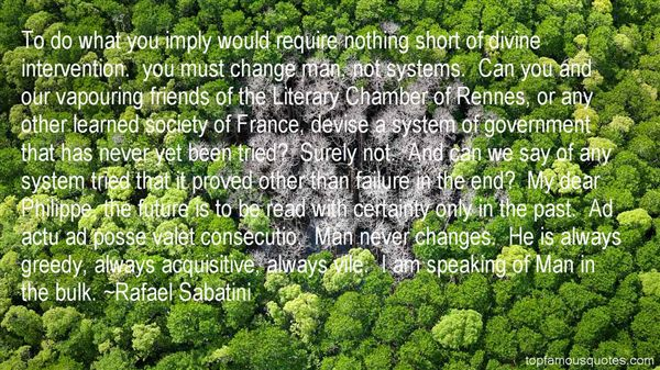 Quotes About Systems Change
