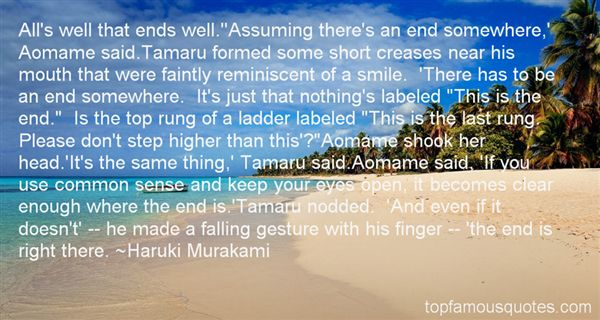 Quotes About Tamaru
