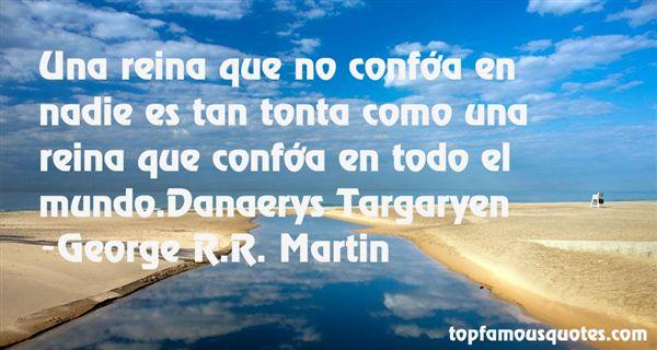 Quotes About Targaryen