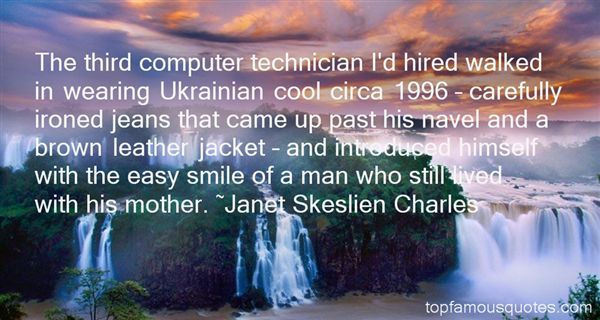 Quotes About Technician