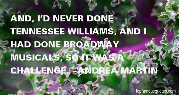 Quotes About Tennessee Williams
