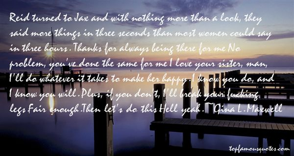 Quotes About Thanks For Being There