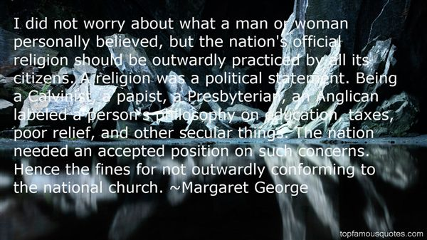Quotes About The Anglican Church