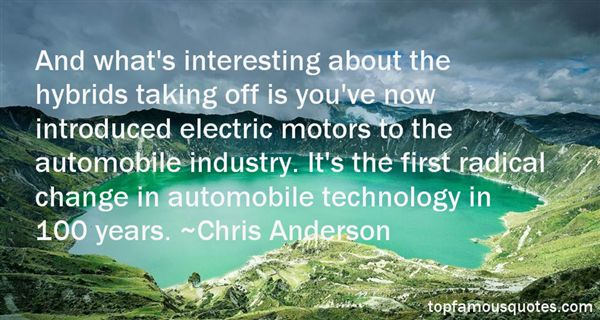 Quotes About The First Automobile