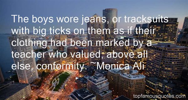 Quotes About Tracksuit