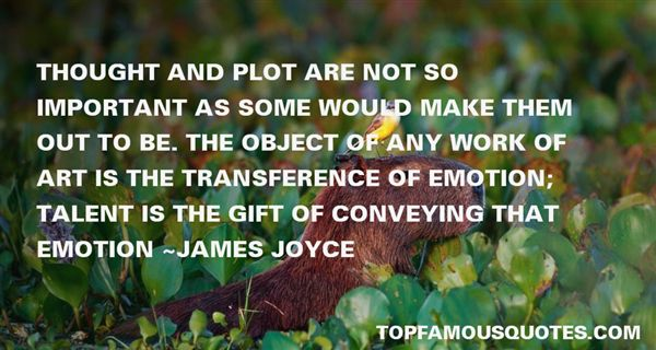 Quotes About Transference