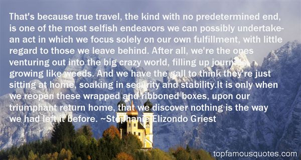 Quotes About Travel Journals
