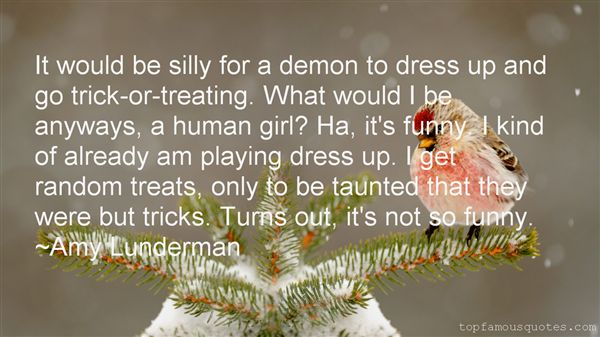 Quotes About Trick Or Treat