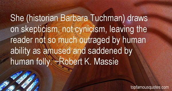 Quotes About Tuchman
