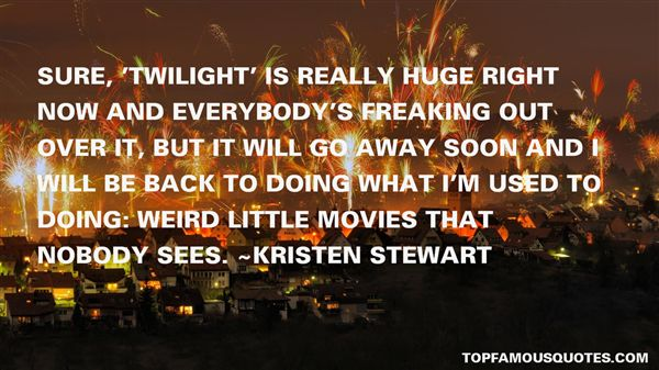 Quotes About Twilight