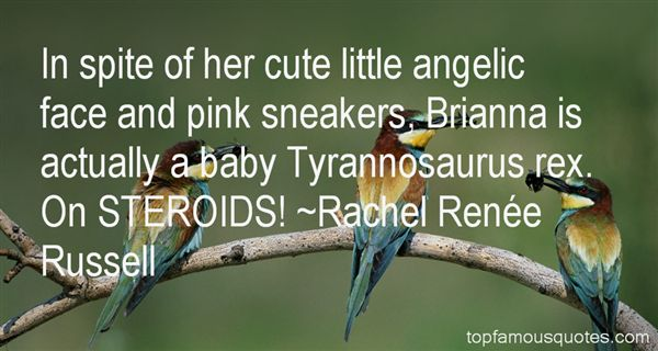 Quotes About Tyrannosaurus Rex