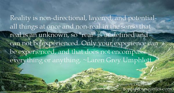 Quotes About Undefined