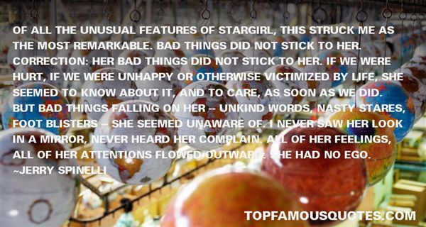 Quotes About Unusual Things