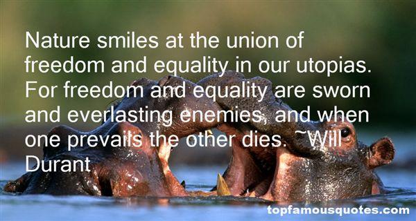 Quotes About Utopias