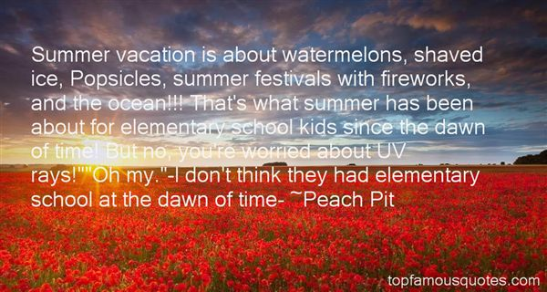 Quotes About Uv Rays