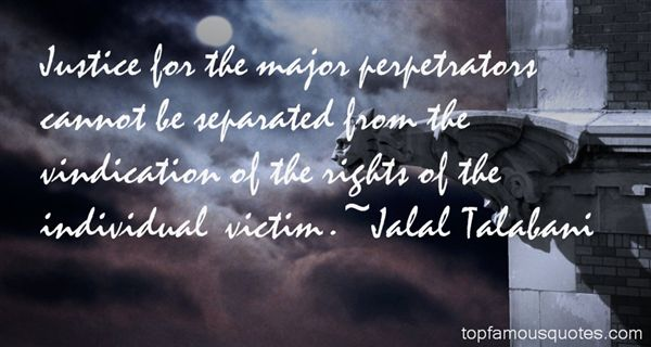 Quotes About Vindication