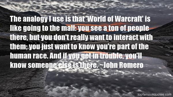 Quotes About Warcraft