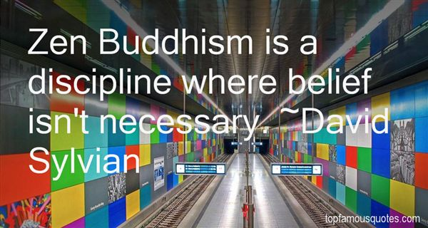 Quotes About Zen Buddhism