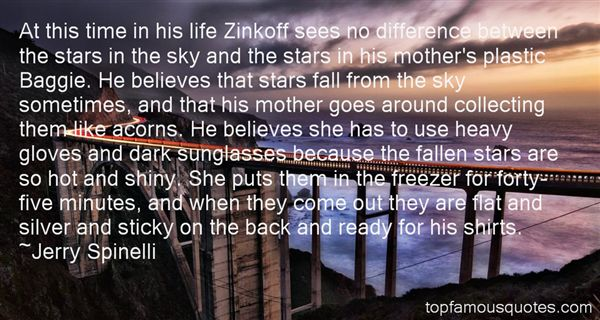 Quotes About Zink