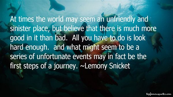 Quotes About A Series Of Unfortunate Events