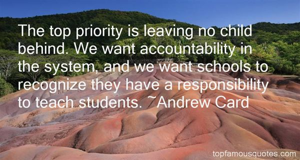 Quotes About Accountability And Responsibility