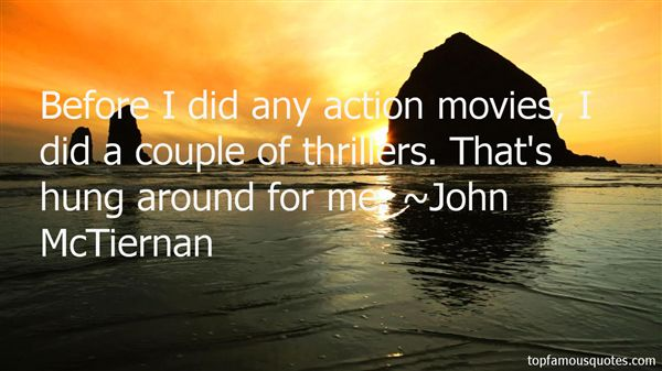 Quotes About Action Movies