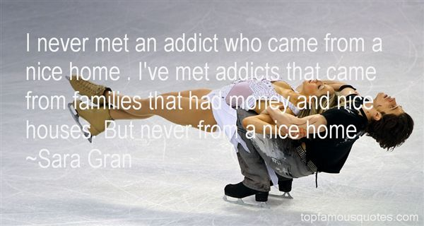 Quotes About Addicts Families
