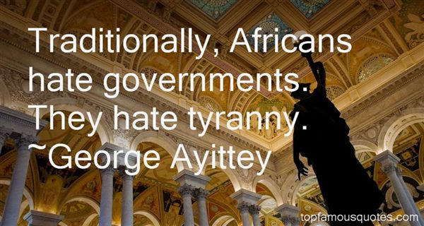 Quotes About Africans