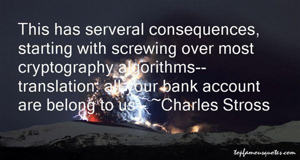 Quotes About Algorithms