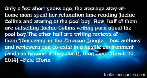 Quotes About Amazon Jungle