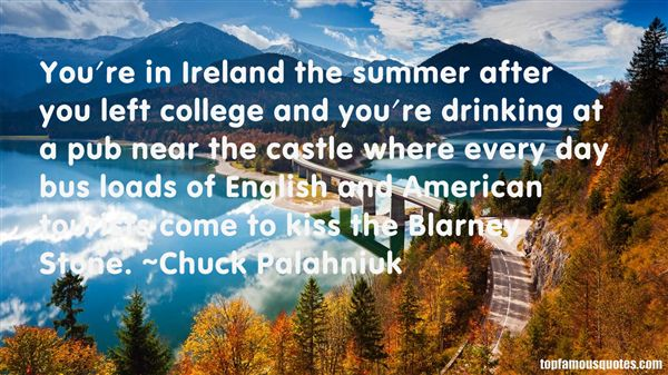 Quotes About American Tourists