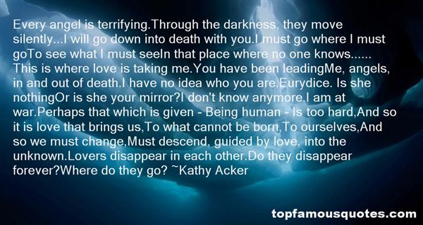 Angels And Death Quotes: best 9 famous quotes about Angels ...