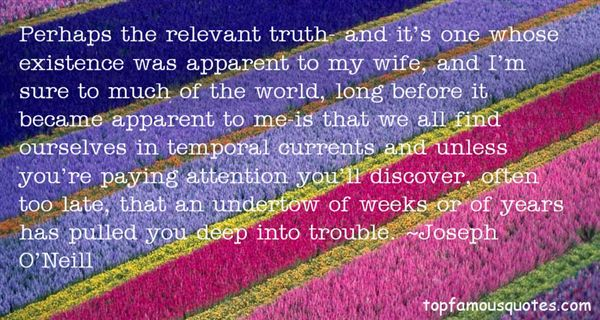 Quotes About Apparent