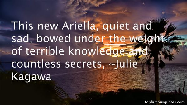 Quotes About Ariel
