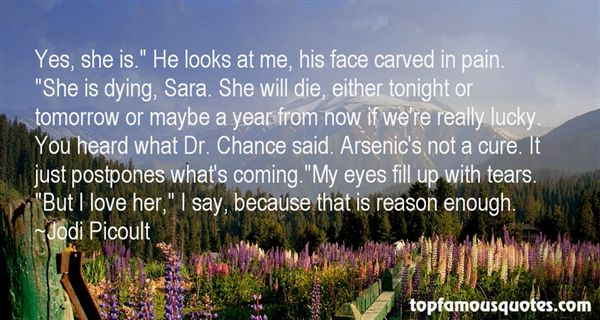 Quotes About Arsenic