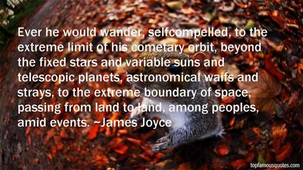 Quotes About Astronomical