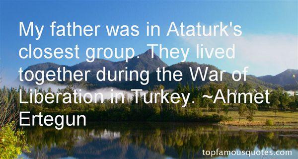 Quotes About Ataturk Turkey
